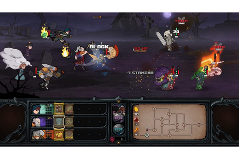 Has-Been Heroes - Screenshot-Galerie | pressakey.com
