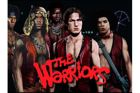 The Warriors Game Soundtrack - Menu Theme HQ - YouTube
