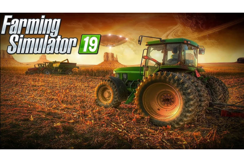 FARMING SIMULATOR 19 | Early Alpha PS4 Gameplay ??? | info ...