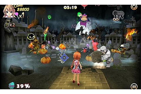 Zombie Panic in Wonderland PLUS v1.2 APK |Free Download ...