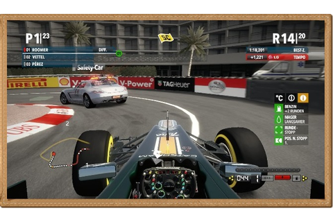 F1 2012 Free Download Full Racing Game PC Version