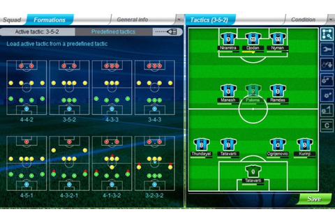 Management Game Top Eleven 2019 Update Now Live | Touch ...