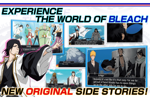 BLEACH Brave Souls - Android Apps on Google Play