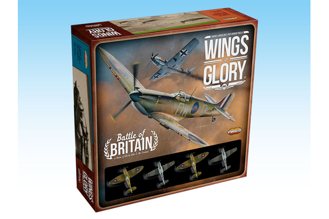 WGS003A – WW2 Wings of Glory Battle of Britain Starter Set ...