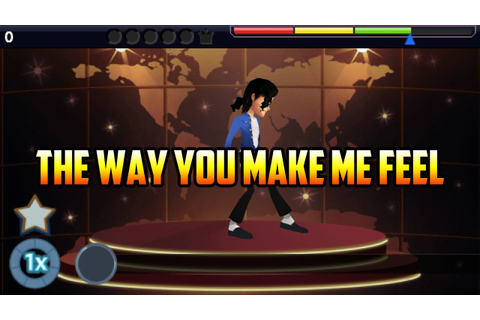 Michael Jackson The Experience PSP - The way you make me ...