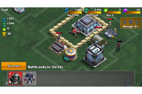 Battle Command! – Games for Android – Free download ...