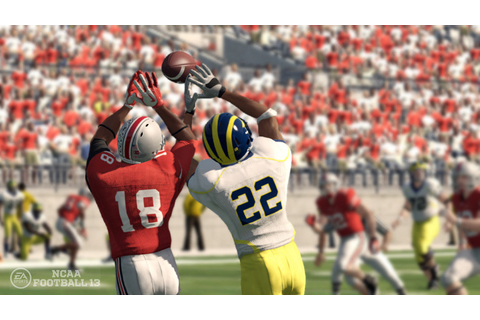 Amazon.com: NCAA Football 13 - Xbox 360: Video Games
