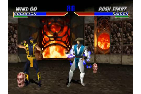 Mortal Kombat 4 For PC - Download Game House Full Version ...