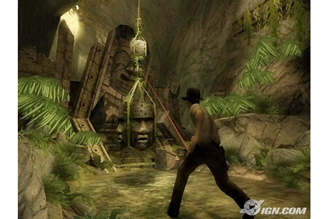 Indiana Jones: The Staff of Kings Screenshots, Pictures ...