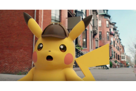New Detective Pikachu game coming to Switch | Aionsigs.com