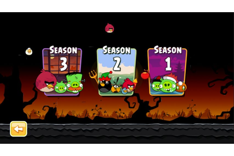 Angry Birds Seasons - Unity Game Source Code | Codester
