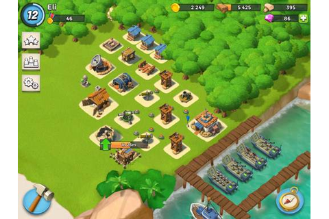 Boom Beach Online Game – Daily Tech Talk