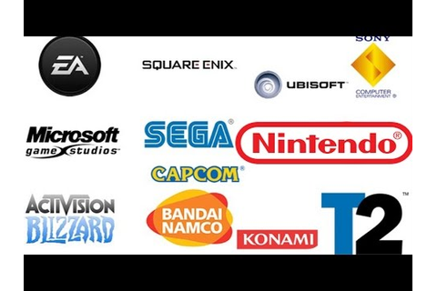 Top 10 Video Game Publishers - YouTube
