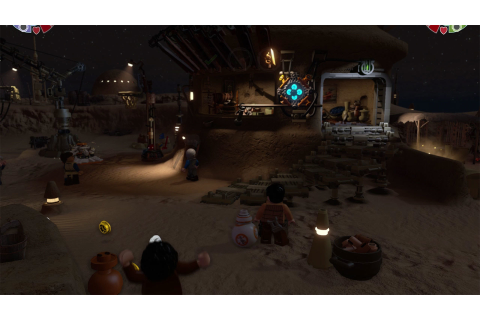 'Lego Star Wars: The Force Awakens' demo now available for ...