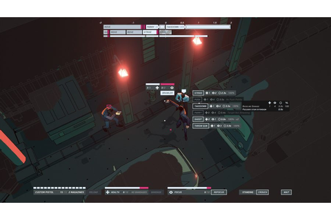 "John Wick Hex - ""fast-paced, action-oriented strategy game ..."