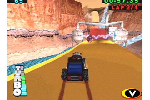 Hot Wheels Turbo Racing Details - LaunchBox Games Database