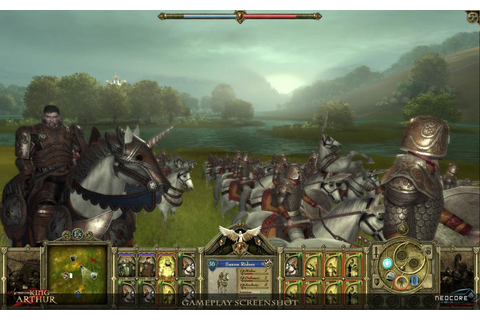 King Arthur - The Role-playing Wargame Screenshots - Video ...