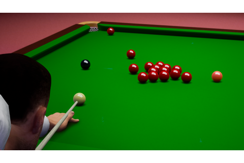 Back In The Game - World Snooker