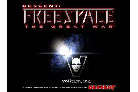 Descent: FreeSpace – The Great War (FS OPEN conversion ...