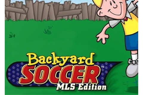 Backyard Soccer: MLS Edition - дата выхода, системные ...