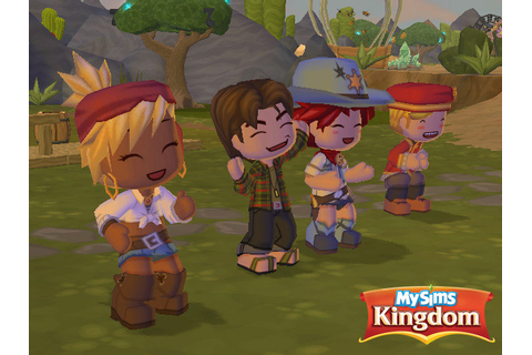 Amazon.com: MySims Kingdom - Nintendo Wii: Artist Not ...