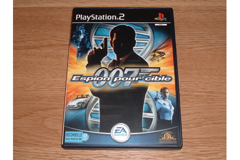 Mister Game Price : Argus du jeu James Bond 007: Espion ...
