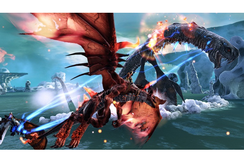 Crimson Dragon battles gamers' reaction to in-app ...