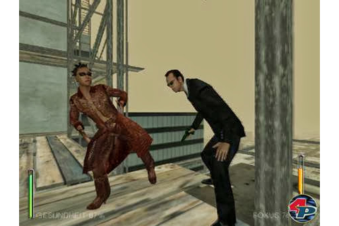 Enter The Matrix PC Game Download ~ Updated Software & Games