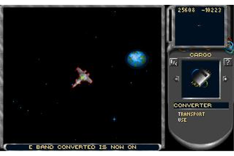 Solar Winds: Galaxy & The Escape Download (1993 Role ...