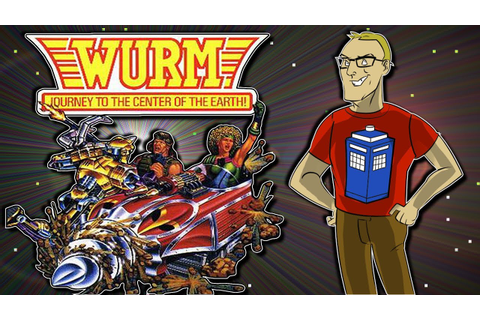 WURM: Journey to the Center of the Earth (NES/Nintendo ...