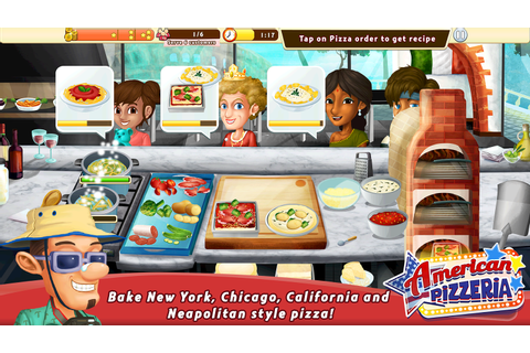 American Pizzeria Cooking Game - Android Apps on Google Play