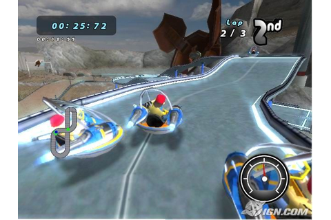 SDCC 07: Hands-on Thrillville: Off the Rails - IGN