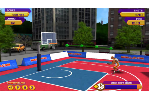 Basketball Jam Shots - Unity Sport Game, HD - YouTube