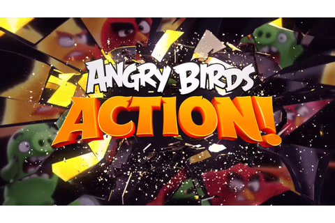 'Angry Birds Action' Game Uses Augmented Reality to ...