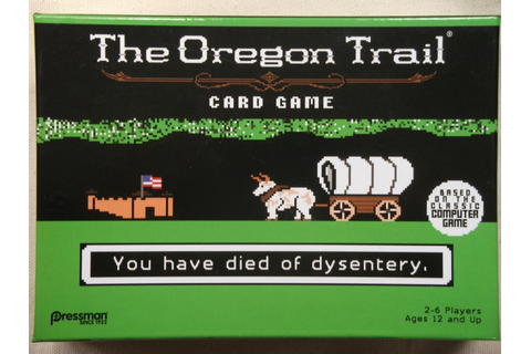 Episode 04 - The Oregon Trail Card Game!