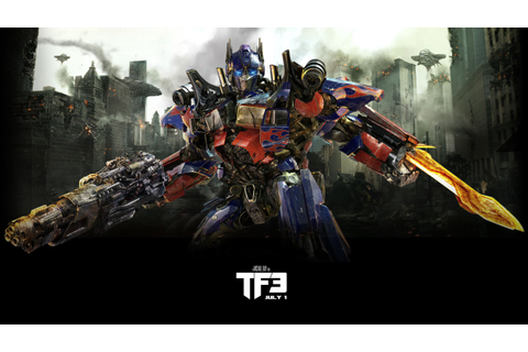 Transformers 3 : La Face cachée de la Lune on Qwant Games