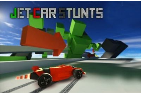 Jet Car Stunts iPhone game - free. Download ipa for iPad ...