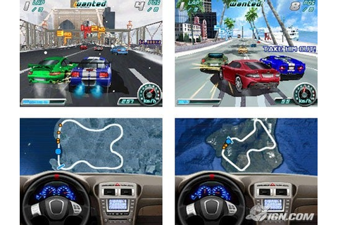 Asphalt 4: Elite Racing DSi Review - IGN