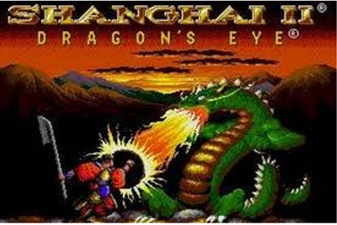 Dragons Eye - Shanghai 3 | SSega Play Retro Sega Genesis ...