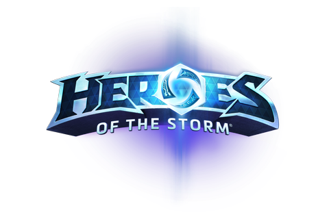 Heroes of the Storm Logo / Games / Logonoid.com