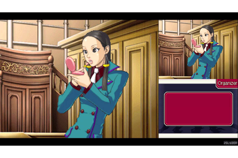 Ace Attorney Investigations: Miles Edgeworth #17 ...