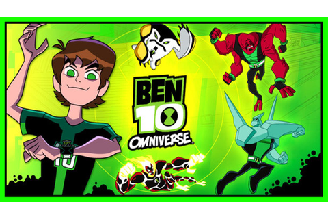 Ben 10 Omniverse Game - Part 1 Episode 1 - Full HD Game ...