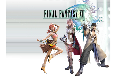 Final Fantasy XIII - Free Full Version Games | Download ...