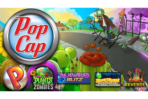 Popcap Games - Hyperspin Ready - RDL - Arcade Punks