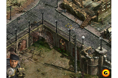Commandos 1 Behind The Enemy Lines PC Game Full Version ...