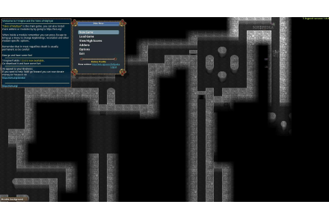 Tales Of Maj'Eyal open source roguelike RPG video game ...