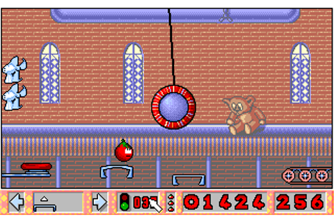 Download Bill's Tomato Game (Amiga) - My Abandonware