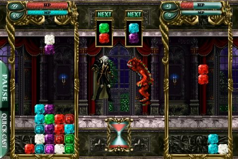 Castlevania Puzzle: Encore of the Night (2010) by Konami ...