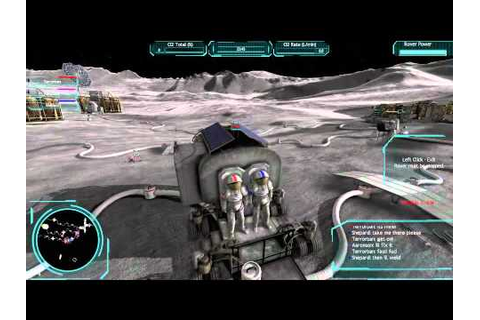 NASA - Moonbase Alpha Game : Episode 1 (Part 3) - YouTube