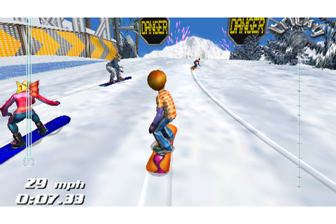 The 10 Best Snowboarding Games Ever Made - GameRevolution